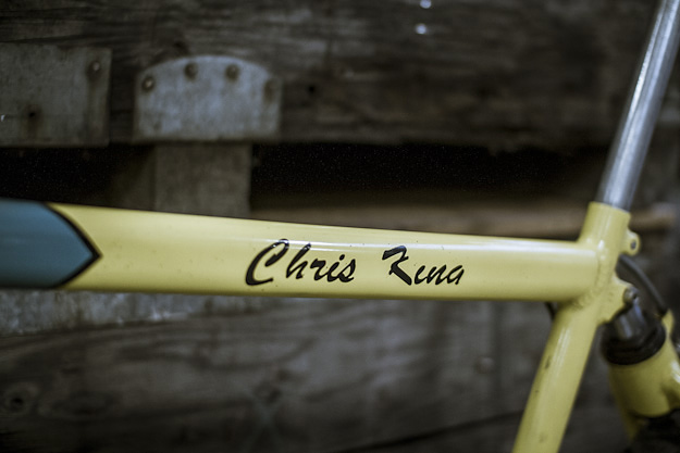 Chris King's Yeti A.R.C.