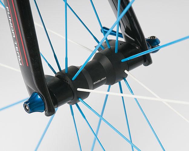 English Cycles Di2 Tri Bike