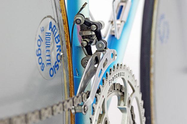 Francesco Moser TT 51.151 Hour Record