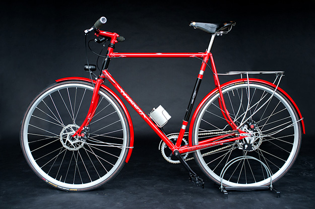 Vendetta Cycles Townie