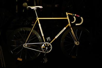 Vanilla Bicycles NAHBS Track