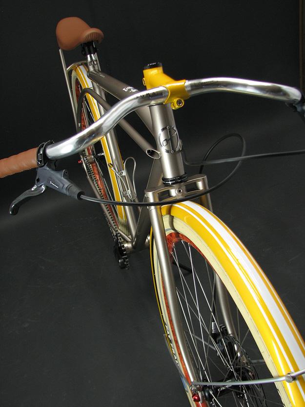 YiPsan Bicycles Cafe Racer