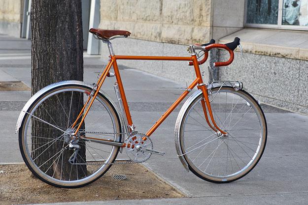 Bishop Bikes Randonneur