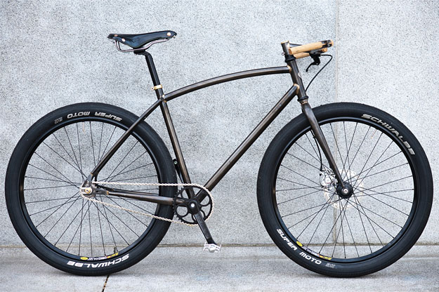 Fast Boy Cycles TF5