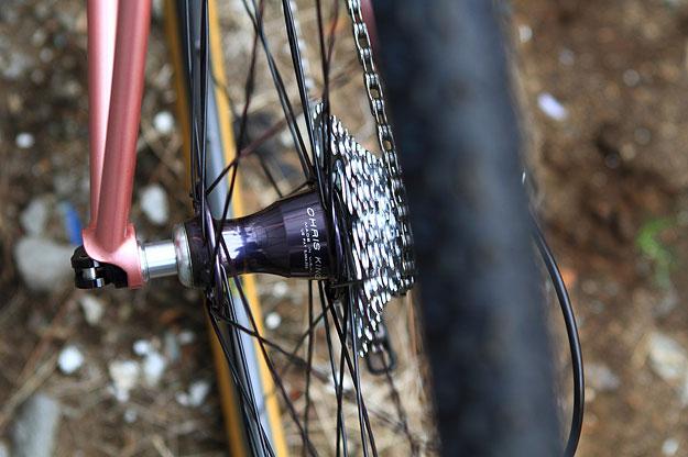 Hunter Cycles CX