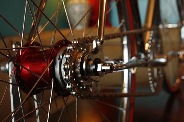 Pony Bikes Peugeot
