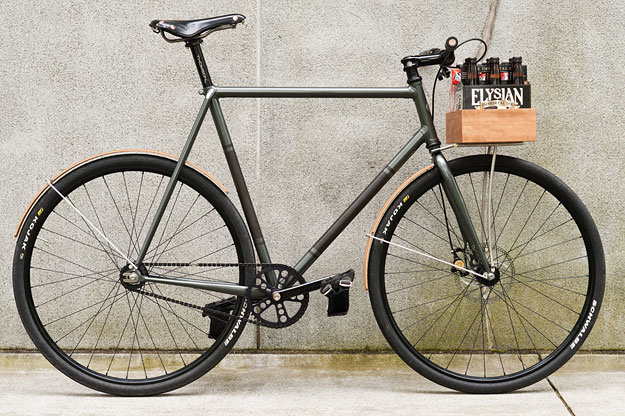 Cory's Fast Boy Cycles
