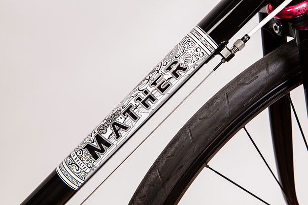 Robin Mather Rapha Continental