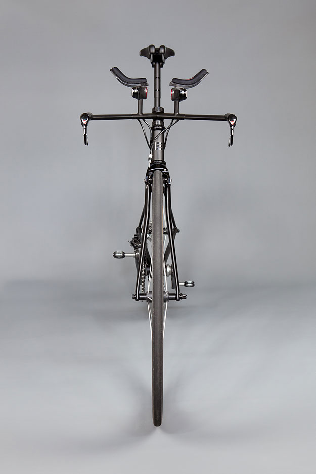 English Cycles Parker's Tri Bike