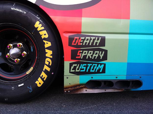 Death Spray Custom