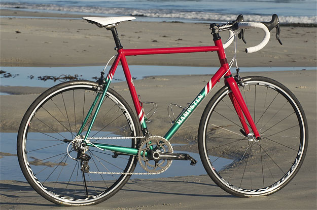 Hampsten Cycles Eddy Max Cycle Exif