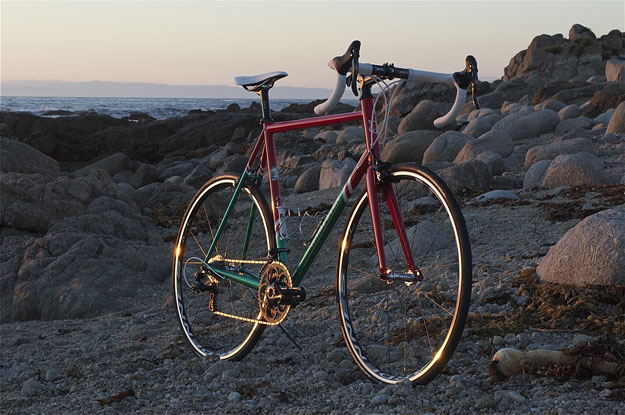 Hampsten Cycles Eddy Max Cycle Exif