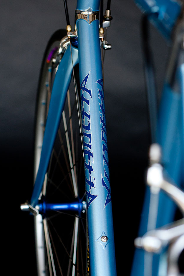 Vendetta Cycles Ice Baby