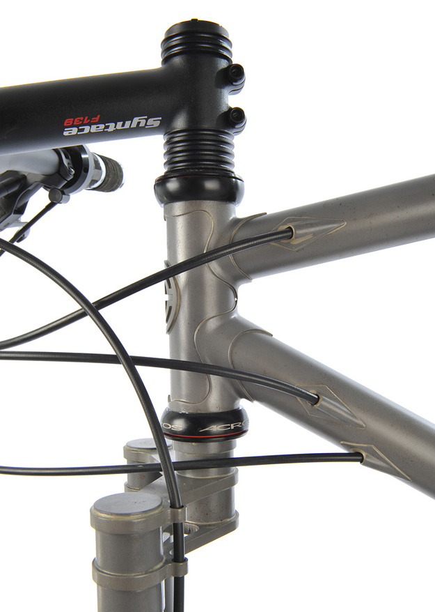 Vogel Fahrradrahmenbau