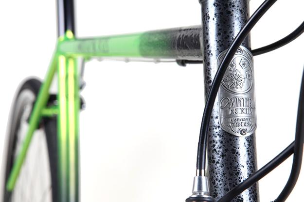 Winter Bicycles Thin Iggy