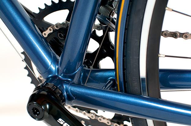 Caldera Cycles Cam's Commuter