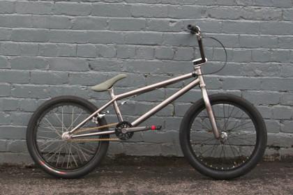 Eastern Bikes Ti Reaper