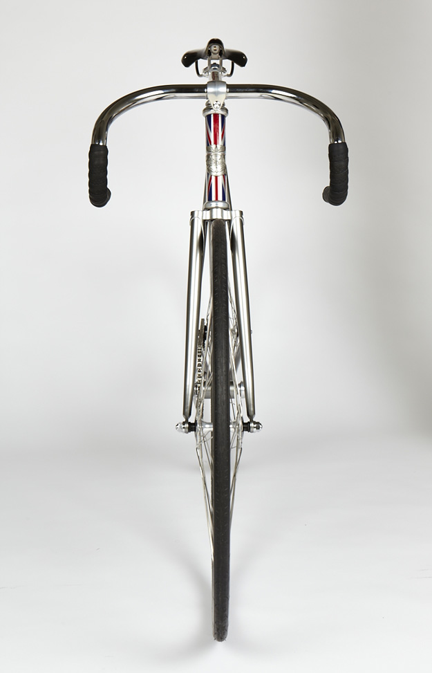 Feather Cycles x John Smedley