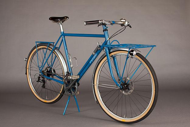 Pereira Cycles Portland Porteur