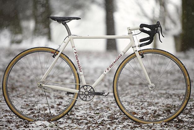 Vanilla Bicycles Cream Cross