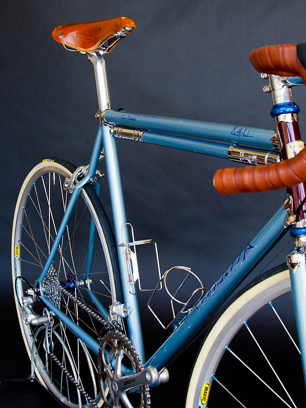 Vendetta Cycles British Racer