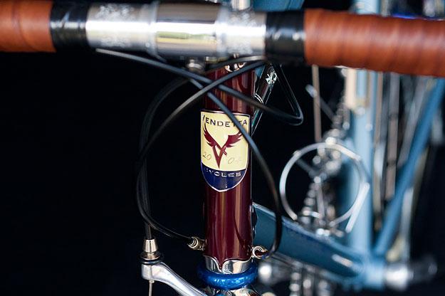 Vendetta Cycles British Racer