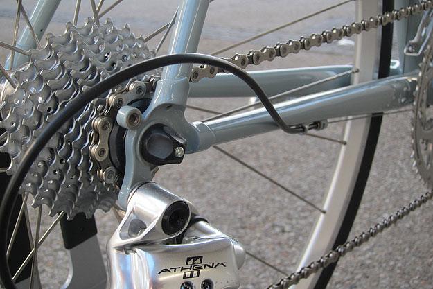 Shand Cycles Skinnymalinky