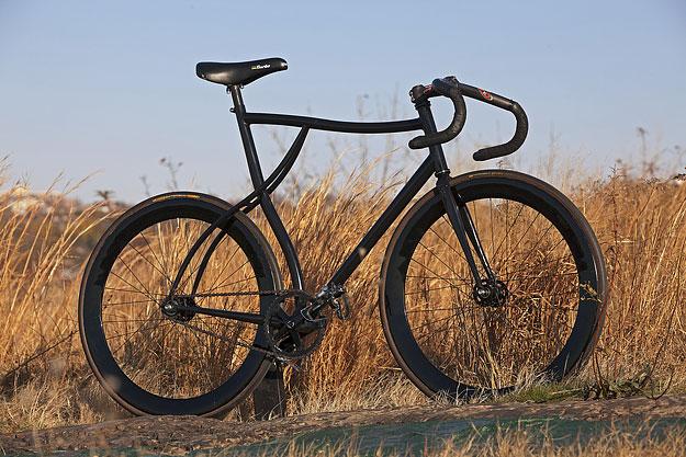 CWMD Glossy Black Track