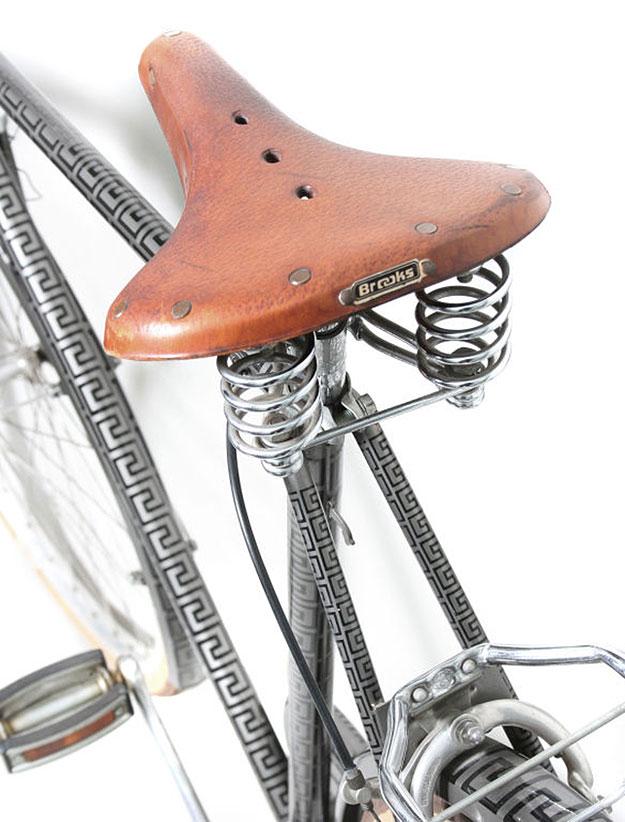 Piero Fornasetti's Bicycle
