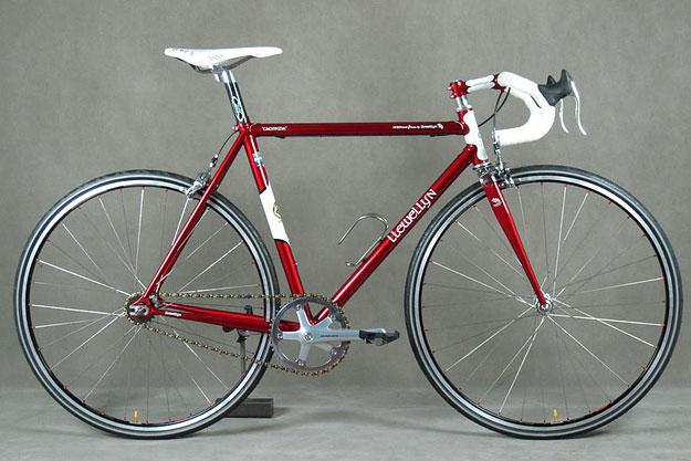 Llewellyn Bikes Cadenzia