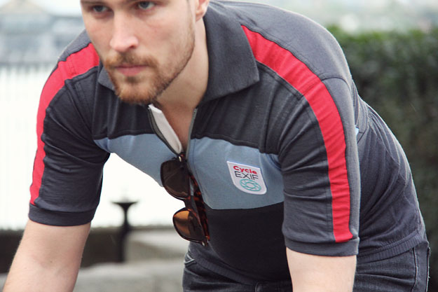 Cycle EXIF Jersey