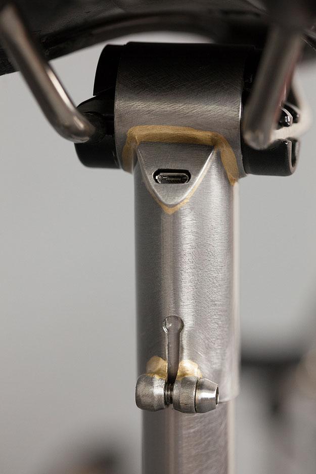 English Cycles Parkers Tri Bike   Steel bike, Bike, Bike geek