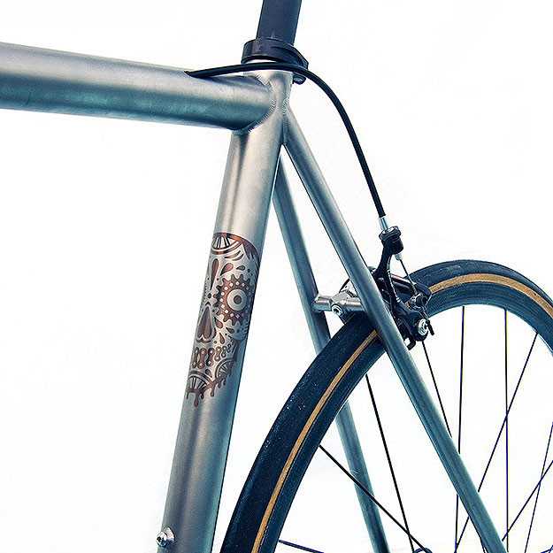 Firefly Bicycles Ti Road
