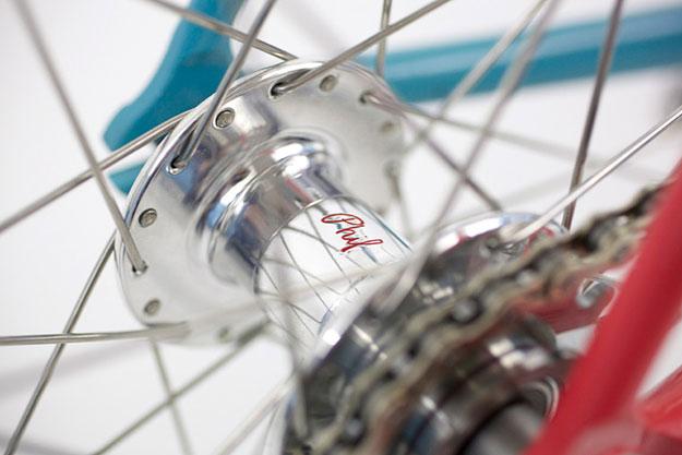 Donhou Bicycles CMYK Track
