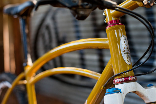 Retrotec Cycles 'The Double'
