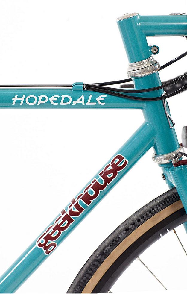 Geekhouse Bikes Hopedale