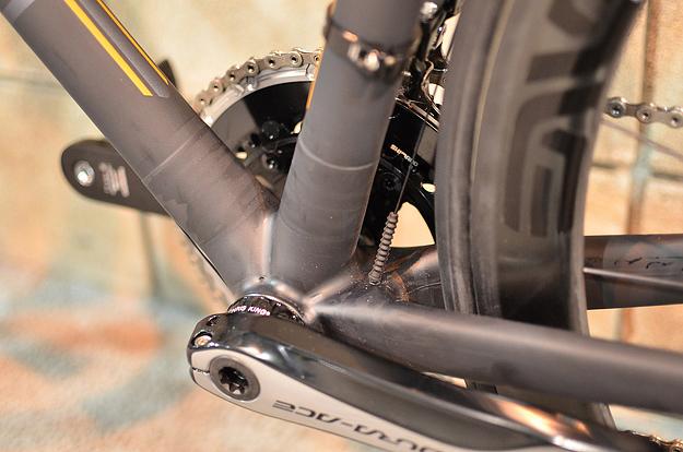 Kelson Custom Cycles Carbon Road