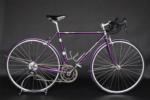 Vendetta Cycles Purple Haze