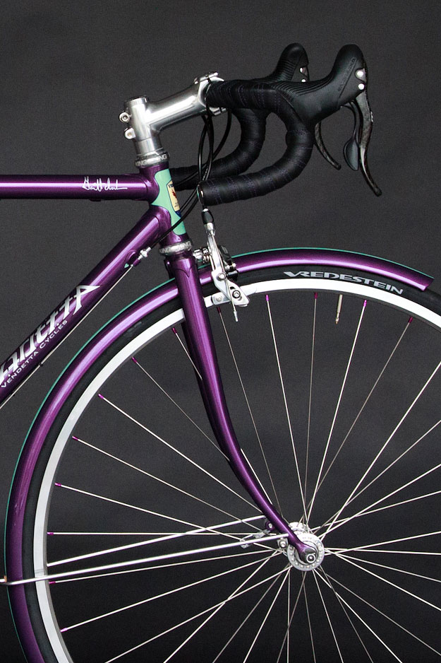 Vendetta Cycles Purple Haze