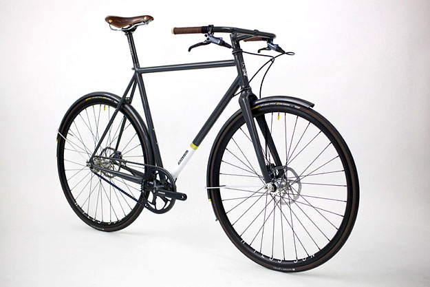 Donhou Bicycles Lukes Commuter