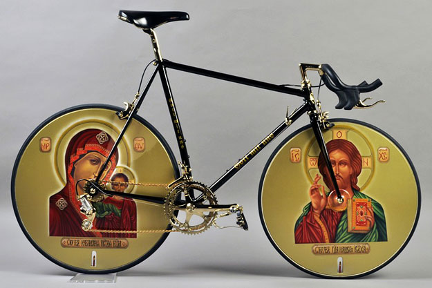 Proposal for Russian Olympic Cycling Team 1992