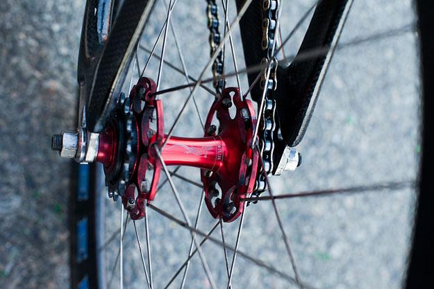 Trimble Red Hook Crit Bike