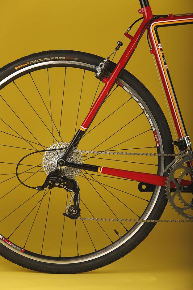 ERA Cycles Sheene Trbute