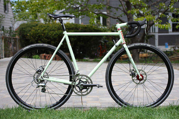 Tomii Cycles Fat Road