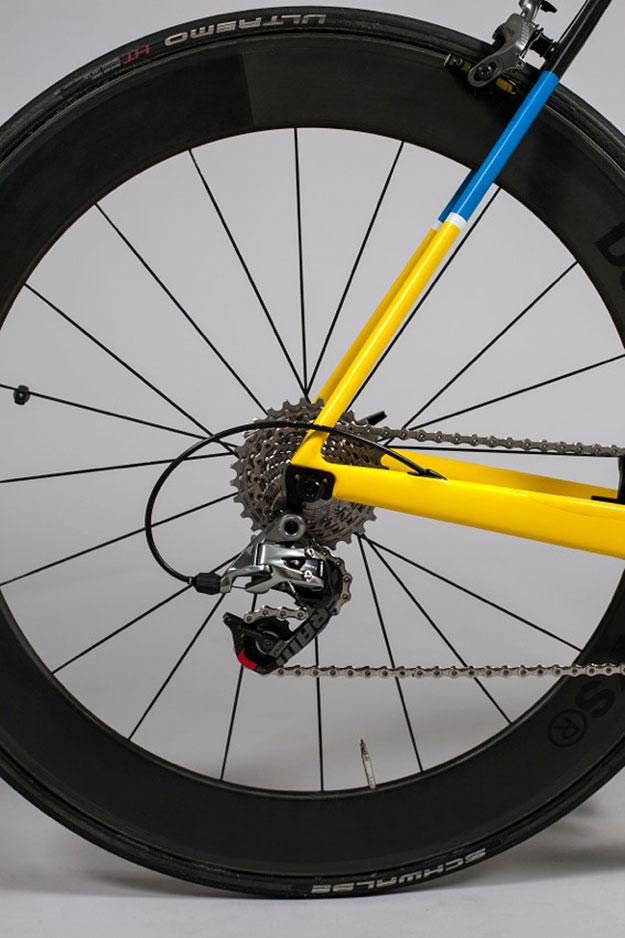 Deus CYCLEWORKS 'Carby' Road