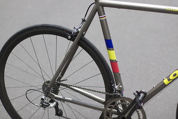 Look KG282 Titanium