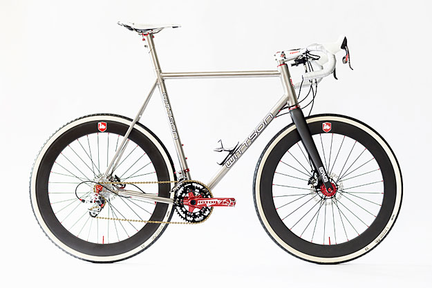 Wittson Custom Ti Cycles
