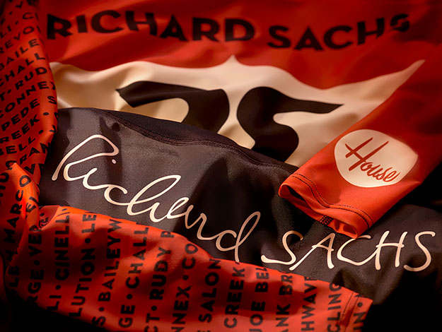 Richard Sachs x House Industries