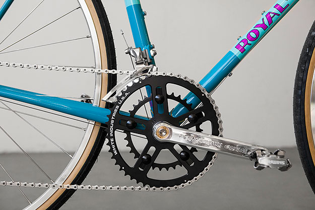 Royal H Cycles Tourer
