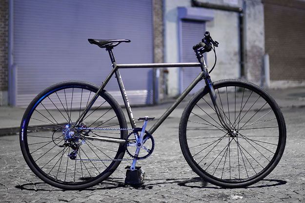 Sizemore Bicycles Mashburn
